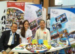 Apoyo OEV Feria salud P&G